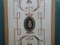 Decoro, restauro e pittura su legno