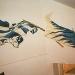 Pittura su muro