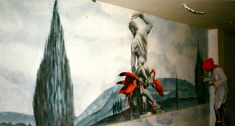 Scenografia toscana settecentesca