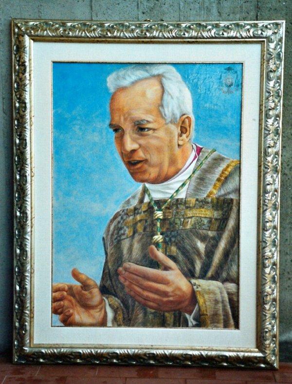 Ritratto di Monsignor Meini