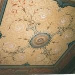 Restauro presso residenza papale di villa Buon Viaggio ad Orvieto