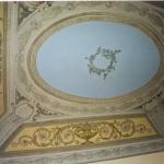 Restauro presso palazzo Ranieri in Orvieto