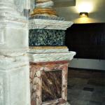 Restauro presso la chiesa Madonna di San Pietro in Piancastagnaio (SI)