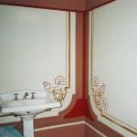 Restauro di un bagno a Villa Buon Viaggio