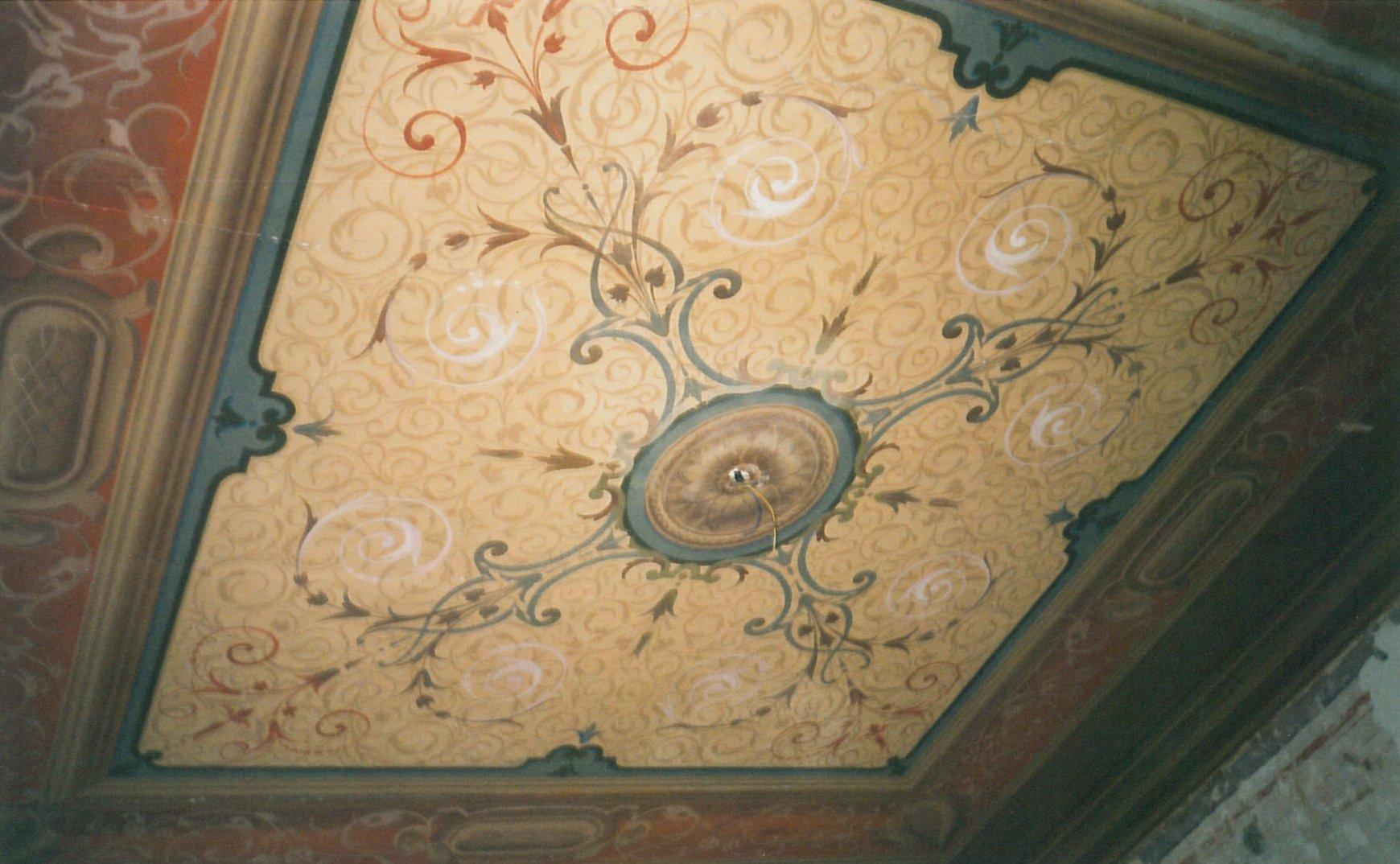 2004-Restauro-presso-la-residenza-Papale-di-Villa-Buon-Viaggio-Orvieto